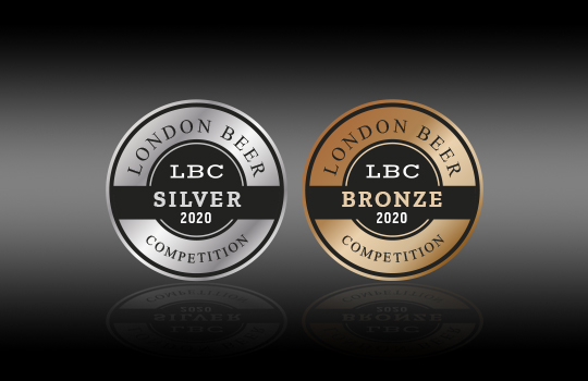 ABK Beers Win Again at BTN's London Beer Competition 2020
